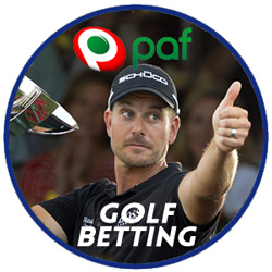 paf golfbetting