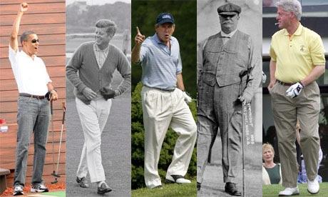 golf presidenter