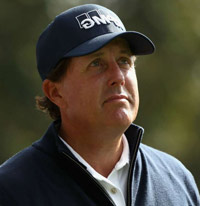mickelson golf